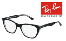 Ray-ban Eyeglasses Optical Frame 5322 2034 Black 51•18•140 With  Case RRP£170
