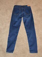 Aeropostale womens Jeans High Waisted Jegging Size 00 Short Court Pants denim