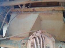 nissan navara d40 04-15 diesel long range fuel tank