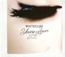 (GR587) White Cliff, Young Lovers EP - 2015 DJ CD
