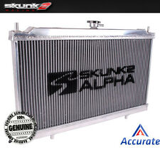 SKUNK2 RADIATOR ALPHA SERIES FULL SIZE INTEGRA DC2 TYPE-R GSR 5-SPD 349-05-1000