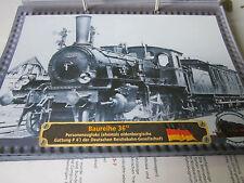 Lokarchiv Dampfloks 225 Baureihe 36.12 oldenburgische Gattung P 4.1