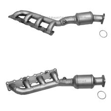 2004-2015 Fit NISSAN Titan 5.6L Manifold Catalytic Converter 2 PIECES PAIR