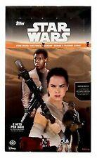 2016 Topps Star Wars The Force Awakens Series 2 Factory Hobby Box- 2 Hits