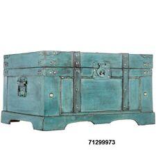 Rustic Blue Storage Chest