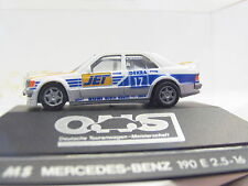 Herpa MB 190 E 2.5 - 16 DTM PC OVP (y9045)