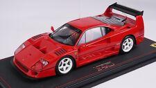 BBR Ferrari F40 LM Michelotto 1/18 Limited 42 items, RARE - P18169C