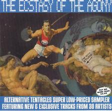 The Ecstasy Of The Agony (CD) Alternative Tentacles Sampler [BRAND NEW, SEALED]