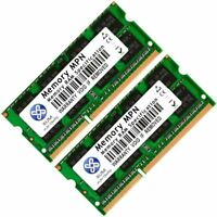 Memory Ram 4 Toshiba Satellite Laptop C650D PSC0YU-004007 New 2x Lot DDR3 SDRAM