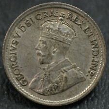 1920 Canada 5 Cents Choice Uncirculated