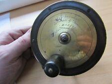 vintage xx rare chevalier bowness heatons patent ebonite salmon fly fishing reel