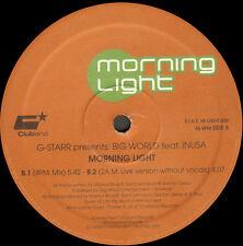 G-STARR - Morning Light - Presents Big World Feat Inusa - M-LIGHT 000