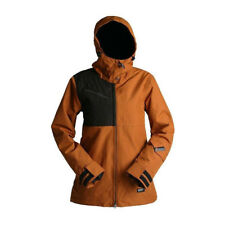 RIDE Snowboard Women's CHERRY Snow Jacket - Caramel/Black -XSmall - NWT
