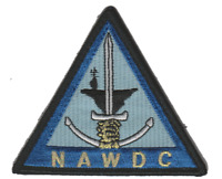 US Navy NAWDC Patch NEW!!!