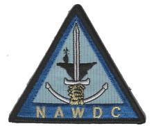 US Navy NAWDC Patch  NEW!!!