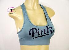 NWT Victoria's Secret PINK Crossback Sport Fitness Yoga Bra XS PP164