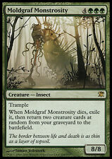 MTG MOLDGRAF MONSTROSITY FOIL - MOSTRUOSITÀ AMMUFFITA - ISD - MAGIC