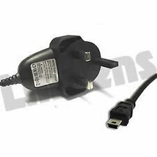 Mains charger for TomTom GO 530t/730t/930t UK/wall/plug 240c power office travel