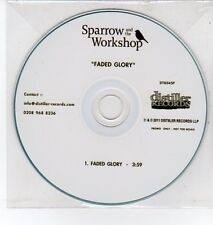 (DQ354) Sparrow & The Workshop, Faded Glory - 2011 DJ CD