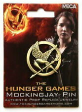 """NEW! Official """"The Hunger Games"""" Mockingjay Pin Prop Replica Badge Catching Fire"""