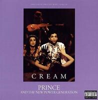 """Prince And The New Power Generation - Cream (NEW 12"""" VINYL SINGLE)"""