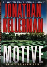 Alex Delaware: Motive by Jonathan Kellerman (2015, Hardcover)