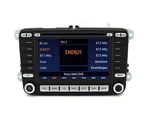 GPS Mfd MFD2, VW, Navi, Code, 1K0035198C # Passat 3C, Golf 5, Tiguan 5N
