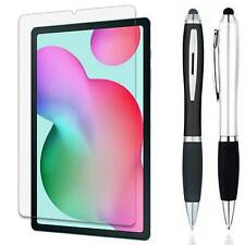 Stylus Pen + Tempered Glass Screen Protector For Samsung Galaxy Tab S6 Lite
