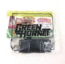 Green Hornet Black Beauty Car Die Cast Keychain 3D Movie Carls Jr. 2010 New MIP