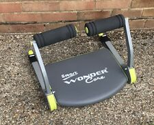Smart Wonder Core Ab Exercise System Excellent Condition