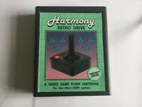 Atari 2600 100% official Harmony Cart Everdrive Style can play on 7800 console