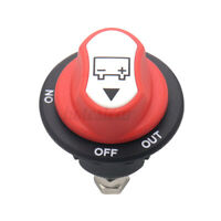 100A Battery Master Kill Switch Isolator Disconnect Rotary Cut Off Car Auto