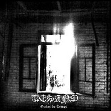 Vesano - Gritos do Tempo CD 2011 depressive black metal