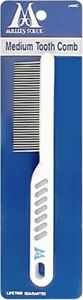 Millers Forge Medium Tooth Deluxe Comb Pets Lifetime Guarantee