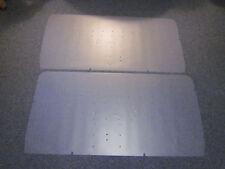 Plastic Door Water Shields for 68-72 Pontiac Buick Chevy