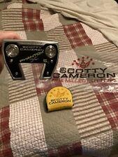 LH scotty cameron phantom x 5.5 putter