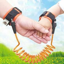 Toddler Safety Harness Child Walking Safty Wrist Link Rope Anti-lost Child Belt