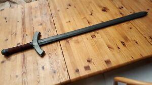 Ritterschwert, Polsterwaffe, LARP, Reenactment, gebraucht, 107 cm lang
