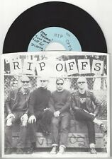 "The Rip Offs ""Now I Know"" 7"" OOP Supercharger Mummies Makers"