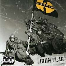 Iron Flag - Wu Tang Clan CD EPIC