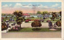 WENONAH PARK, BAY CITY, MI 1938