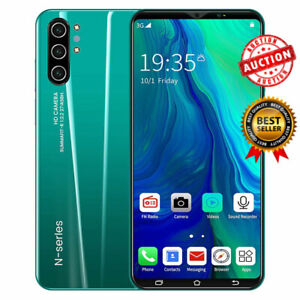 2021 New Arrival Note10 Smartphone 8 Core Dual Camera Android 4000mAh Cell Phone