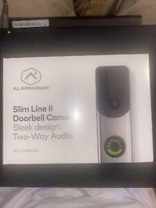 Adc-vdb105x Alarm.com Video Doorbell By Skybell