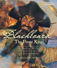 Blackbeard the Pirate King-ExLibrary