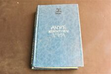 Vintage- Anne and Serge Golon-Indomitable Angelica-Roman-1992 Russian Book.