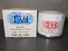 TVI V-193 Oil Filter NOS
