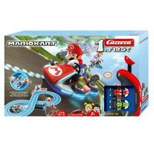 Carrera 20063026 First Nintendo Mario Kart Autorennbahn-Set 2 Fahrzeuge Auto