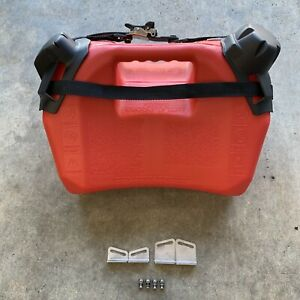 New 2003 to 2009 SkiDoo Rev Fuel Caddy With Mounts and Strap