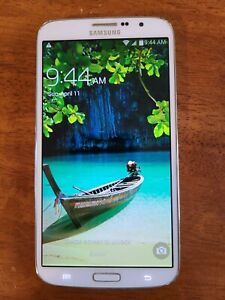 Samsung Galaxy Mega SPH-L600 - 16GB - White (Sprint) Smartphone in great shape