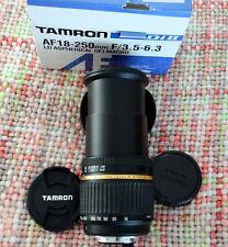 PENTAX (Tamron) AF 18-250 f/3.5-6.3 LD ASPHERICAL MACRO
